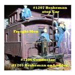 how to become a freight conductor